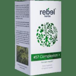 Rebel Herbs 57 Complexion 60 vegcaps RH4482