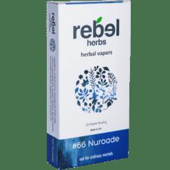 Rebel Herbs 66 Nuroade Vapor Kit 1 Kit RH4406