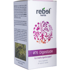 Rebel Herbs 76 Digestade 60 vegcaps RH4345