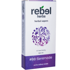 Rebel Herbs 88 Serenade Vapor Kit 1 Kit RH4505
