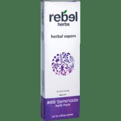 Rebel Herbs 88 Serenade Vapor Refill 1 Refill RH4499