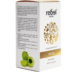 Rebel Herbs Amla Powdered 1.15 oz RH4260