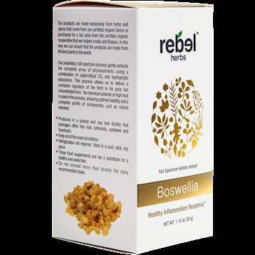 Rebel Herbs Boswellia Powdered 1.15 oz RH4239