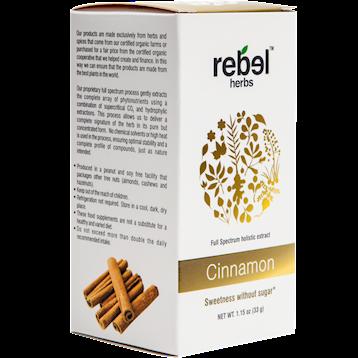 Rebel Herbs Cinnamon Powdered 1.15 oz RH4253