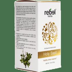 Rebel Herbs Holy Basil Powdered 1.15 oz RH4222