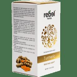 Rebel Herbs Turmeric Powdered 1.15 oz RH4208