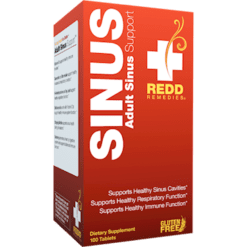 Redd Remedies Adult Sinus Supporttrade 100 tab R01033