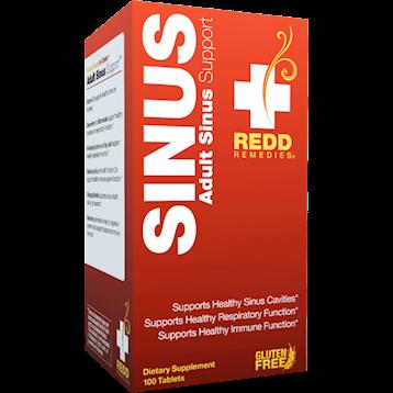 Redd Remedies Adult Sinus Supporttrade 100 tab R01033