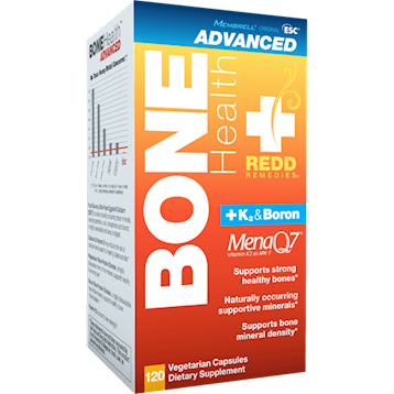 Redd Remedies Bone Health Advanced 120 vegcaps R11201