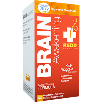 Redd Remedies Brain Awakeningtrade 120 vegcaps R01279