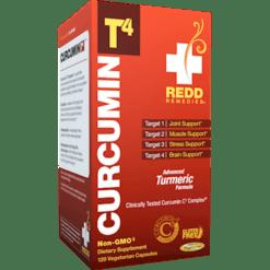 Redd Remedies Curcumin T4trade 120 vegcaps R01415