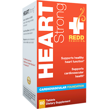 Redd Remedies Heart Strongtrade 60 tab R01293