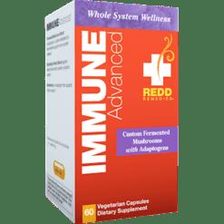 Redd Remedies Immune Advanced 60 vegcaps R01682