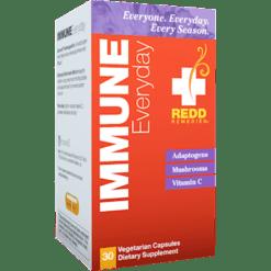 Redd Remedies Immune Everyday 30 vegcaps R01651
