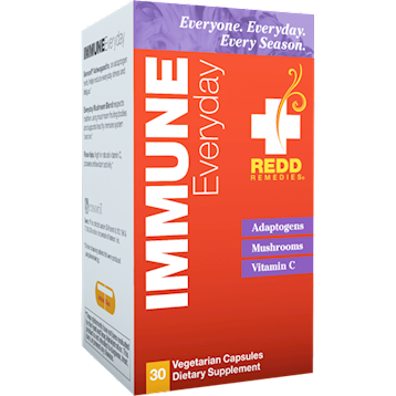 Redd Remedies Immune Everyday 30 vegcaps R01651