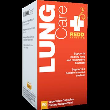 Redd Remedies Lung Caretrade 80 vegcaps R01118