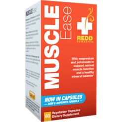 Redd Remedies Muscle Easetrade 60 vegcaps R01040