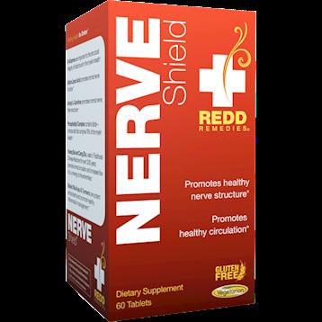Redd Remedies Nerve Shieldtrade 60 tabs R01064