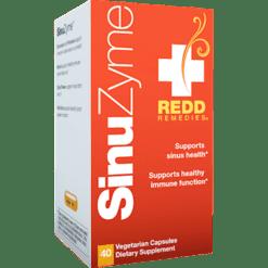 Redd Remedies SinuZymetrade 40 vegcaps R01187