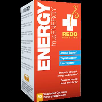 Redd Remedies trueENERGYtrade 50 vegcaps R01002