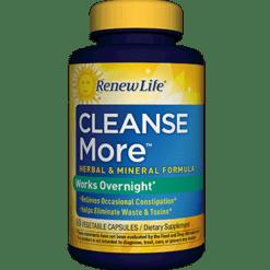 Renew Life CleanseMore 60 vegcaps R34408