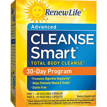 Renew Life CleanseSmart 1 kit R34507