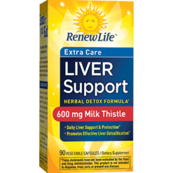 Renew Life Critical Liver Support 90 vegetarian capsules R55702