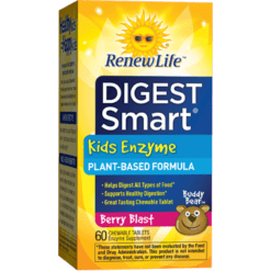 Renew Life Digest Smart Kids Enzyme Berry 60 chews R57201