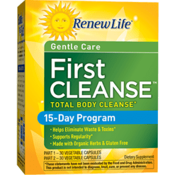 Renew Life First Cleanse Kit Part 1 30 vegcaps R35238
