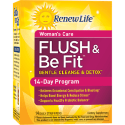 Renew Life Flush Be Fit 14 Day Program 14 packs R55573