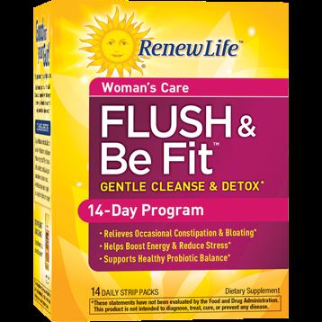 Renew Life Flush Be Fit 14 Day Program 14 packs R55573