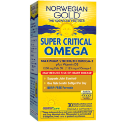 Renew Life Super Critical Omega 30 softgels R55542