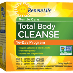 Renew Life Total Body Cleanse 14 Day 3 pt 28 caps R60209