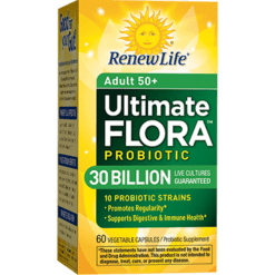Renew Life Ultimate Flora Adult 50 30 Billion 60 capsules R58659