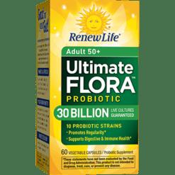 Renew Life Ultimate Flora Adult 50 30 Billion 60 capsules R58659