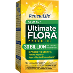 Renew Life Ultimate Flora Adult 50 30 Billion 90 capsules R58840