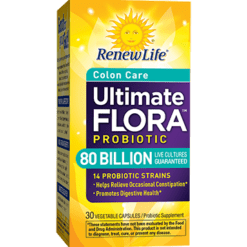 Renew Life Ultimate Flora Critical Colon 30 capsules R56600