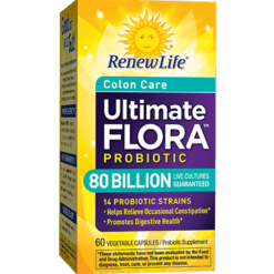 Renew Life Ultimate Flora Critical Colon 60 capsules R58741