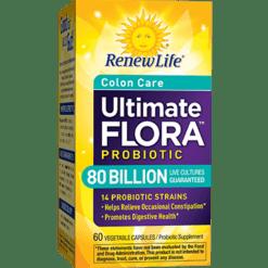 Renew Life Ultimate Flora Critical Colon 60 capsules R58741