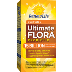 Renew Life Ultimate Flora Everyday 15 Billion 30 capsules R35597
