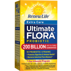 Renew Life Ultimate Flora Extra Care 200B 7 packs R58598