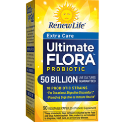Renew Life Ultimate Flora Extra Care 50 Billion 90 capsules R56693
