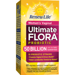 Renew Life Ultimate Flora Womens Vaginal 60 capsules R58666