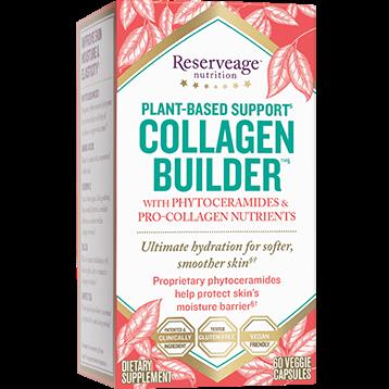 Reserveage Collagen Builder Plant Based 60 veg caps R06038