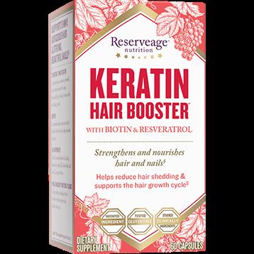 Reserveage Keratin Booster 60 vegetarian capsules R15709