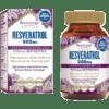 Reserveage Resveratrol 500mg 60 vegcaps R81906