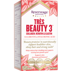 Reserveage Tres Beauty 3 90 caps RE02877