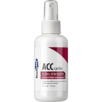 Results RNA ACC Cardio Extra Strength 4 fl oz. R10804