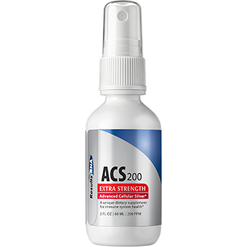 Results RNA ACS 200 Silver Extra Strength 2 fl oz RNA905