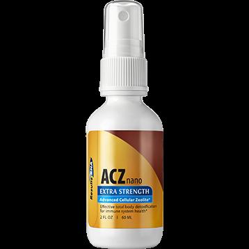 Results RNA ACZ Nano Zeolite Extra Strength 2 fl oz RNA915